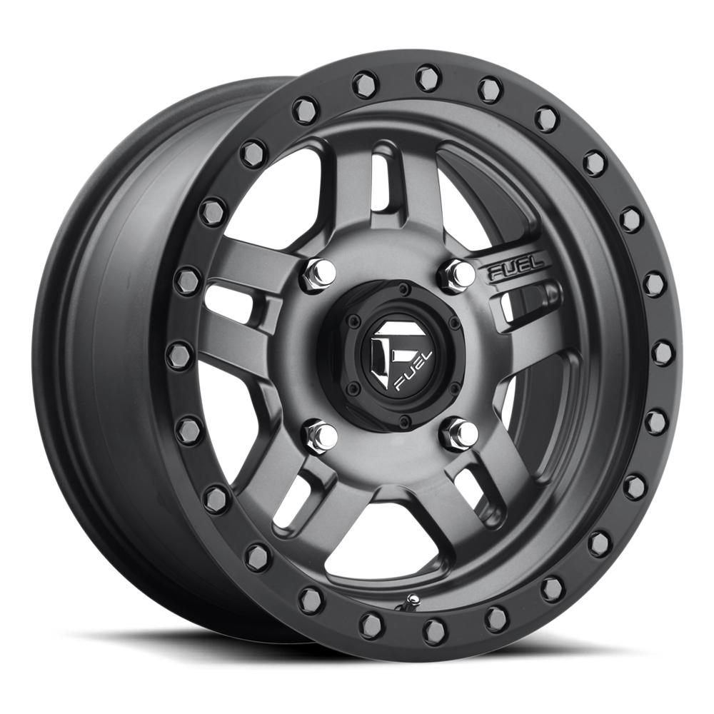 Image of Fuel Wheels Anza 15 X7 4-136.00 5+2 DGMTBL