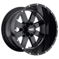 Image of Moto Metal MO962 18 X9 5-127.00/139.70 0 BKGLBM