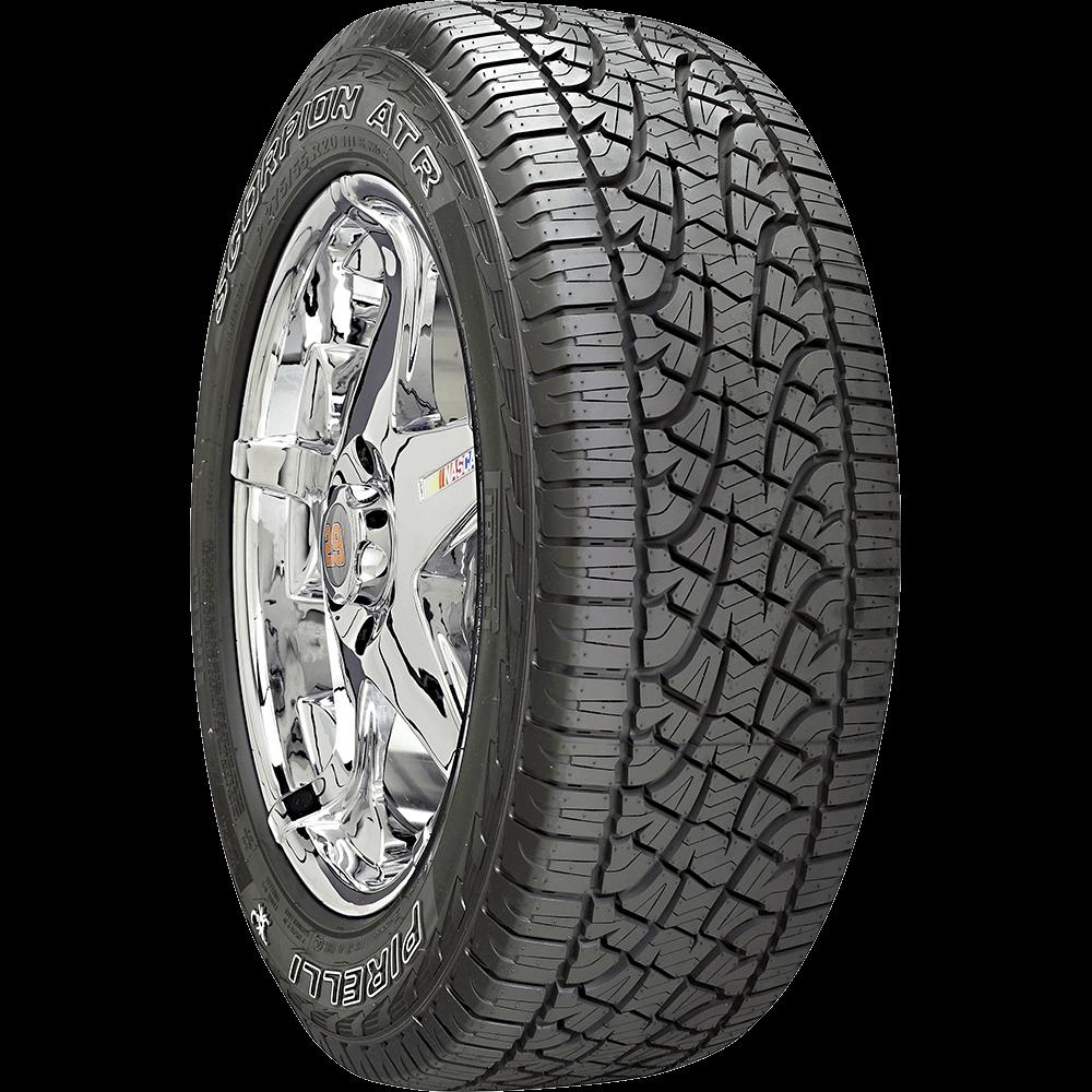 Pirelli Scorpion Atr Tires Passenger Truck All Terrain