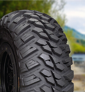 ATV/UTV All-Terrain Tires