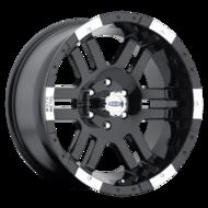 Image of Moto Metal MO951 16 X8 6-139.70 0 BKGLML