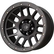 Image of MB Wheels 11 17 X9 5-114.30 -12 BKMTXX