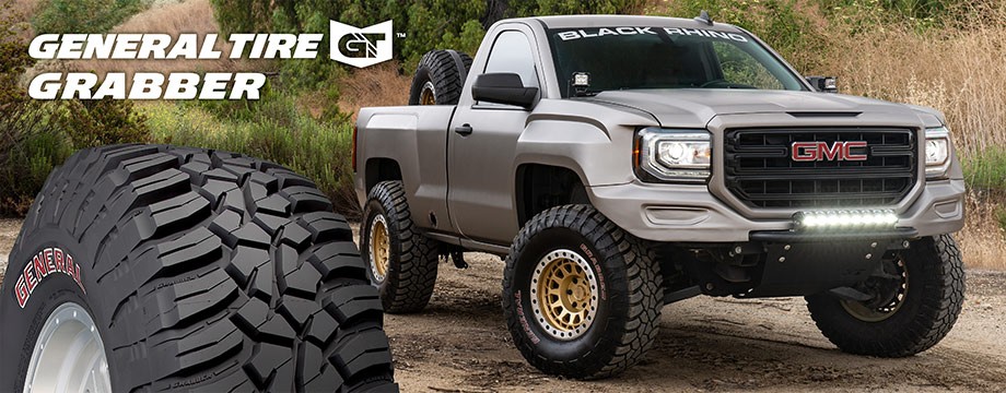 General Grabber tires buyer's guide