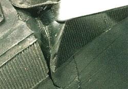 Sidewall splice
