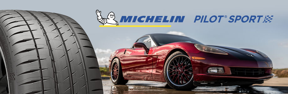 The Michelin Pilot Sport Buyer's Guide | Discount Tire