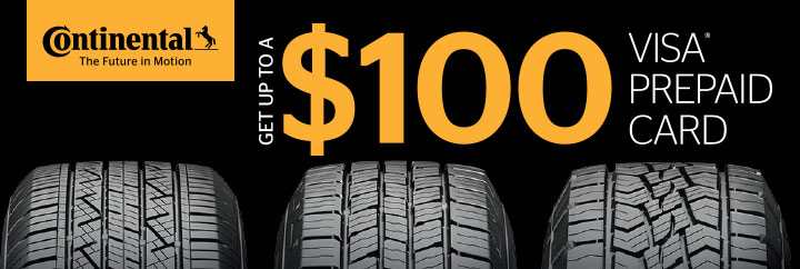 continental tire coupon 2019