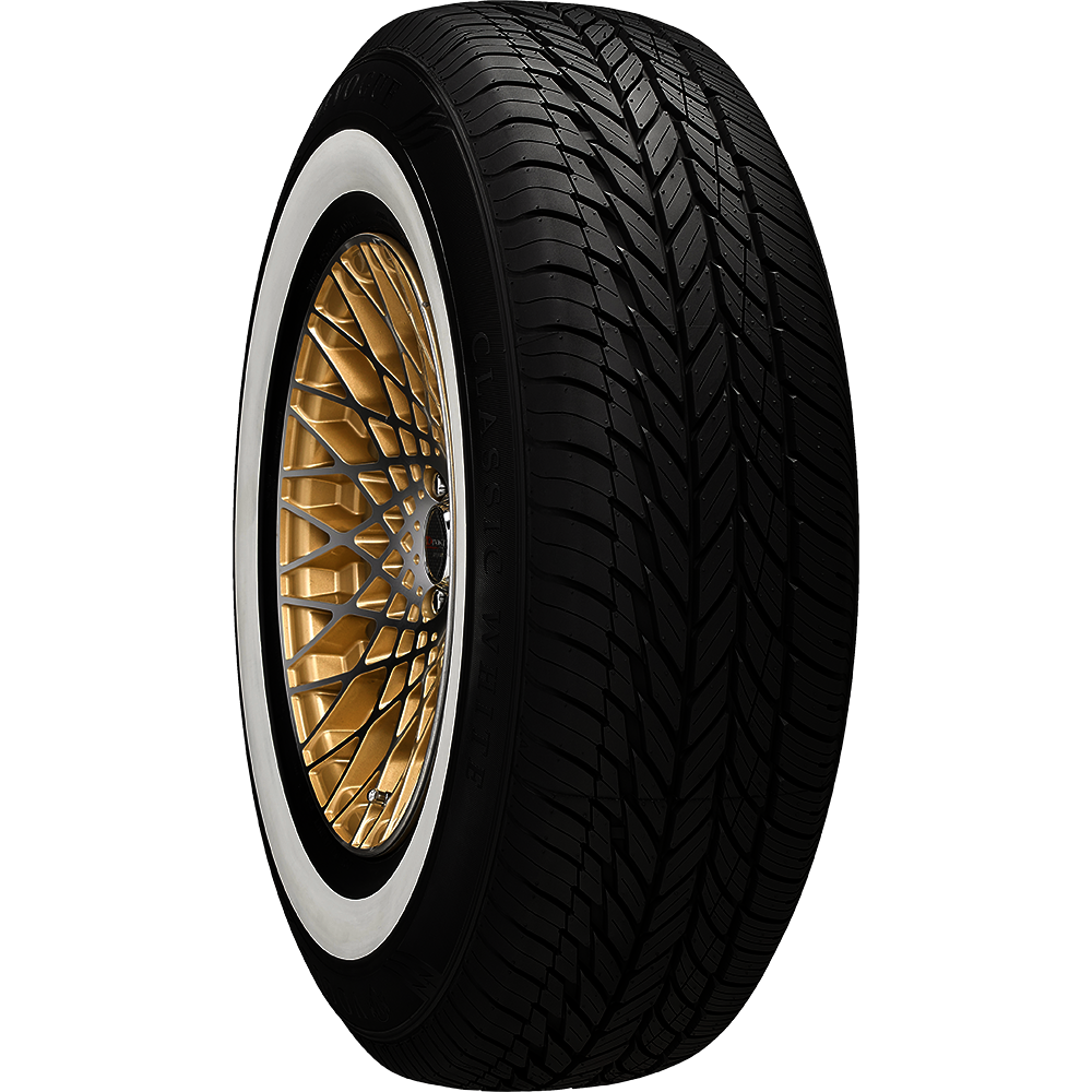 Image of Vogue Classic White 235 /75 R15 109T XL WW