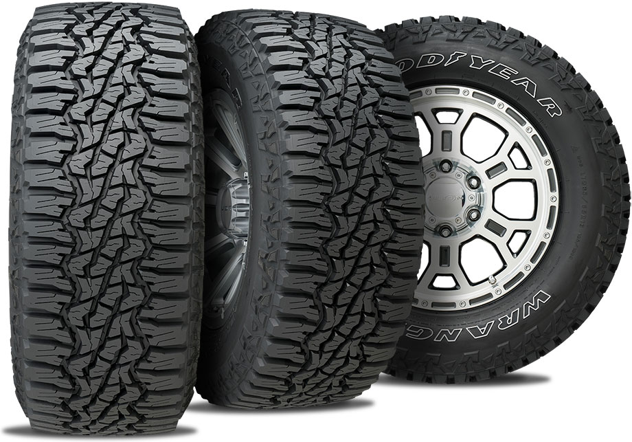 Goodyear Wrangler Tires Buyer's Guide