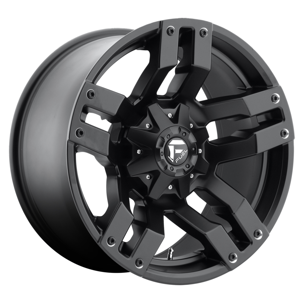 Image of Fuel Wheels Pump 20 X9 5-139.70/150.00 20 BKMTXX