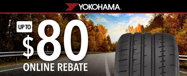 Yokohama Online Rebate