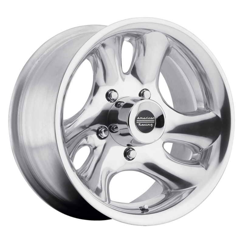 Goodyear Racing Tires >> American Racing AR136 Ventura Wheels | Split-Spoke Multi ...