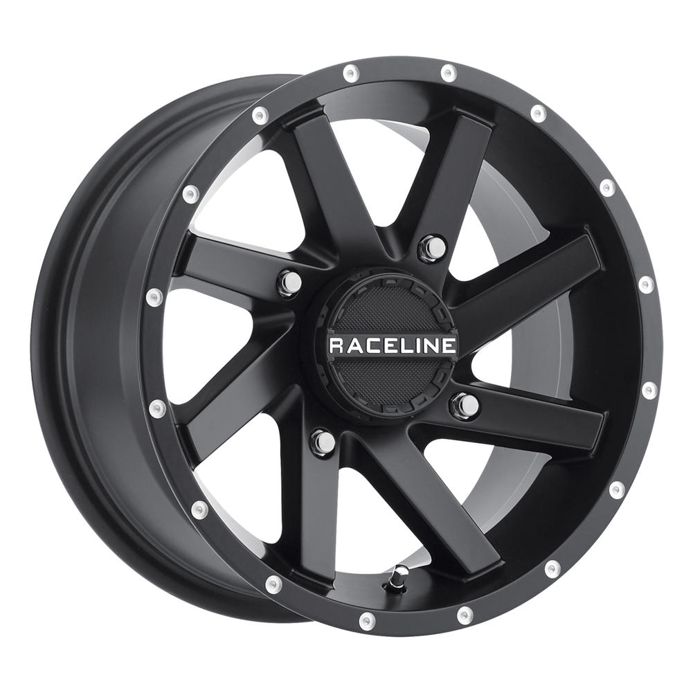 Atv Rims Wheel Covers : Raceline twist atv wheels multi spoke utv machined