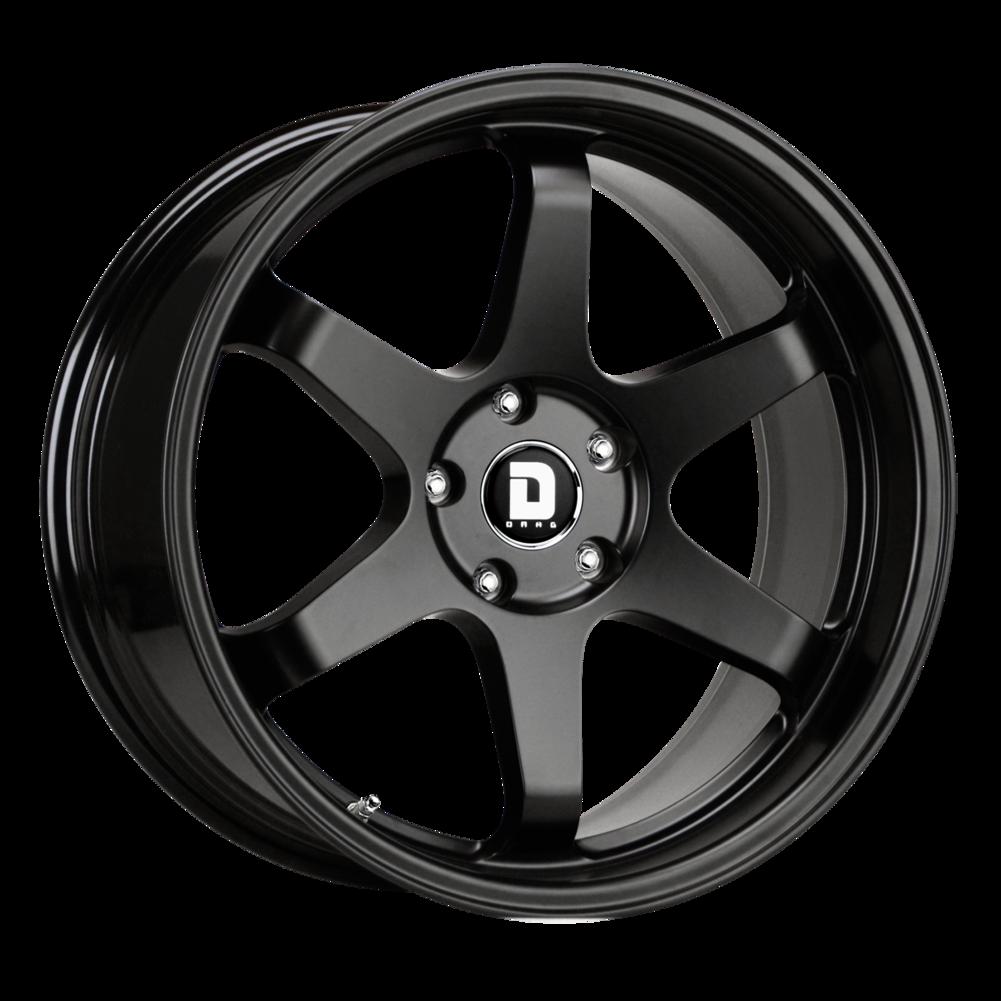 Drag DR-53 Wheels | Multi-Spoke Painted Passenger Wheels ...