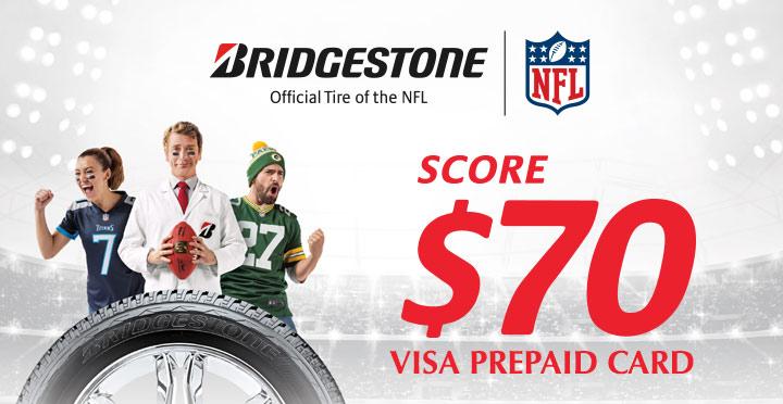 Bridgestone Tire Rebate