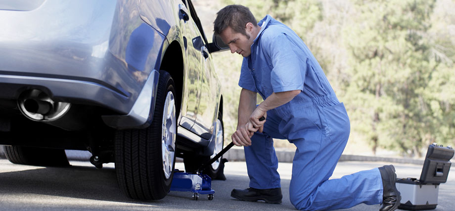 Learn about Tire Assistance Plans