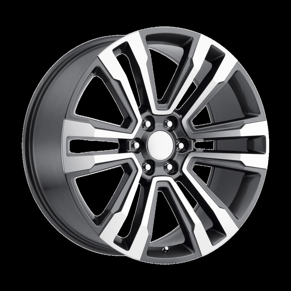 Image of Wheel Replicas Denali 22 X9 6-139.70 31 DGGLMS