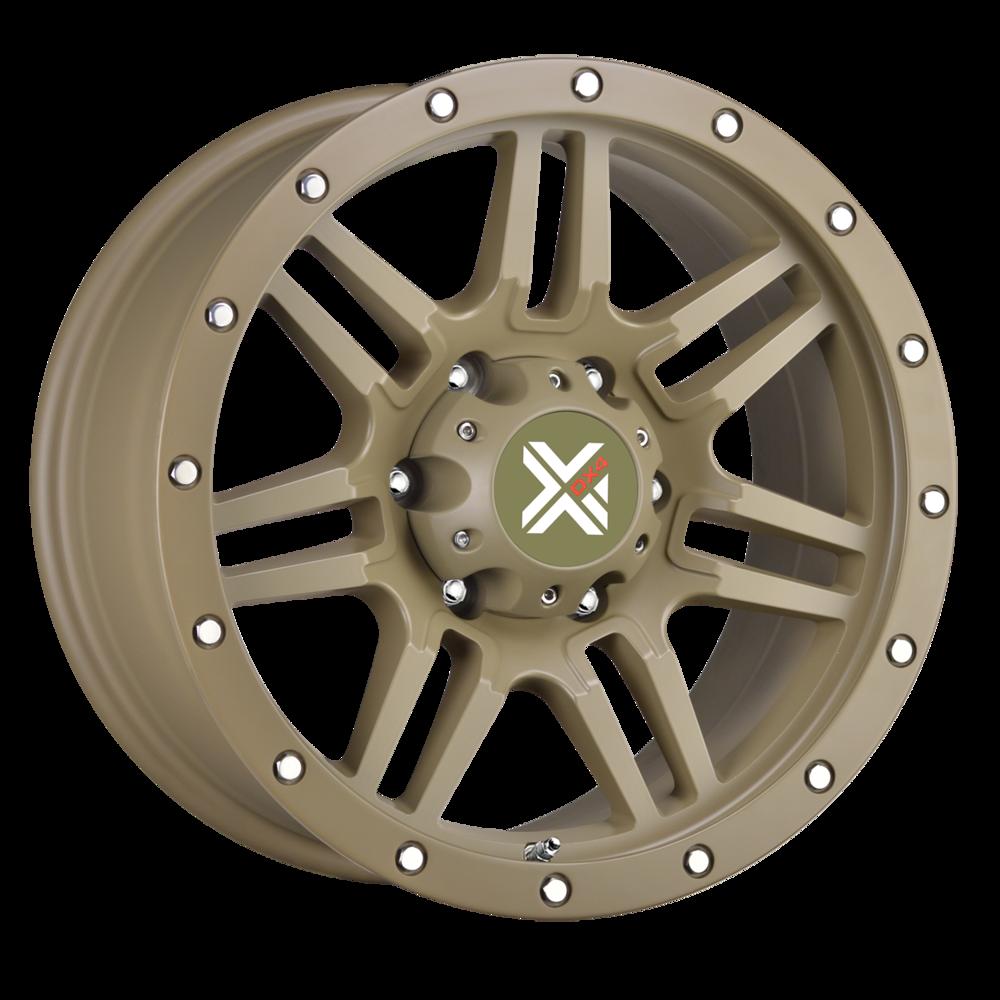 Image of DX4 7S 17 X8.5 6-139.70 -6 BRMTXX
