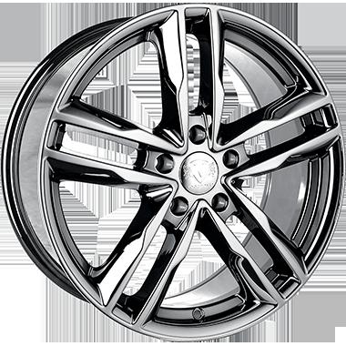 Discount Tire Direct >> Vogue Vt377 Wheels Passenger Multi Spoke Chrome Wheels Discount