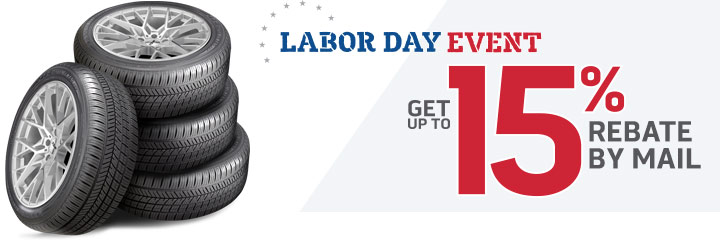 Discount Tire Utah >> Labor Daytires Wheels Rebate Discount Tire