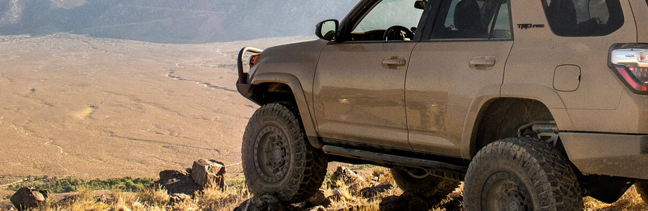 Best Year 4runner >> What Tires Should I Buy For My Toyota 4runner Discount Tire