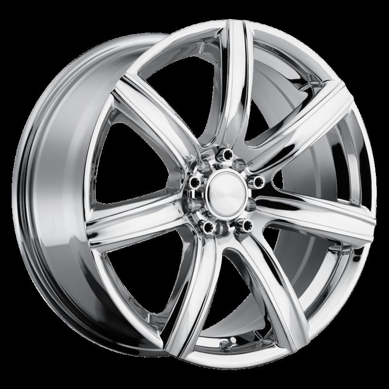 MB Wheels Alpina Wheels   Multi-Spoke Chrome Passenger ...