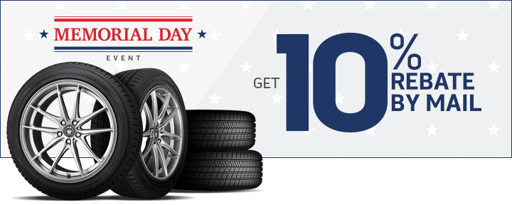 Memorial Day Tire and Wheel Event