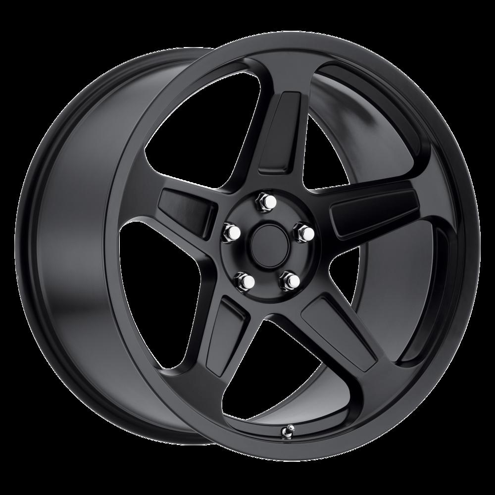 Image of Wheel Replicas Demon 22 X9 5-115.00 20 BKMTXX