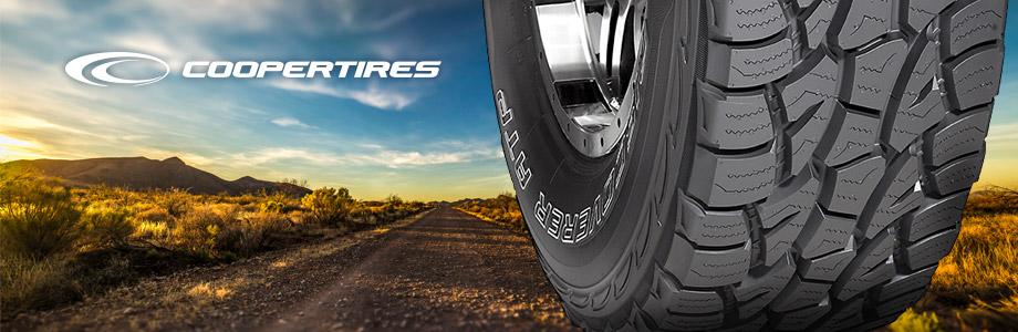 exclusive cooper tires