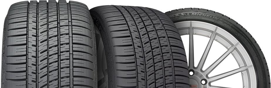 C8 corvette tires