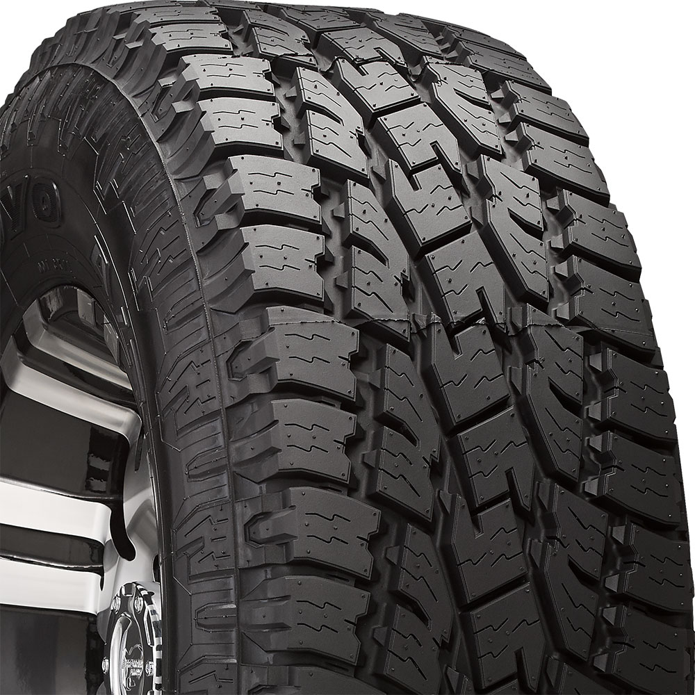 Image of Toyo Tire Open Country A/T II 225 /65 R17 102H SL BSW
