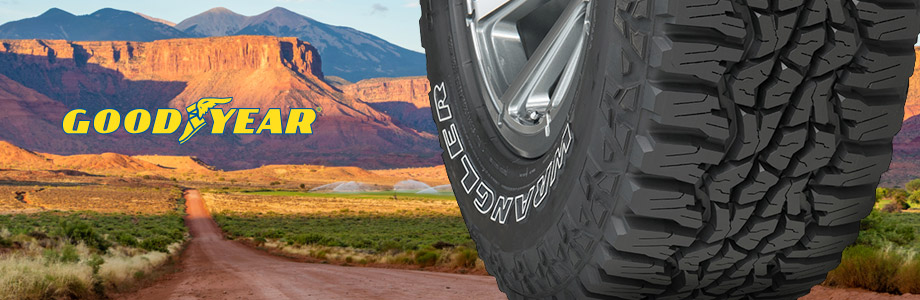 exclusive goodyear tires