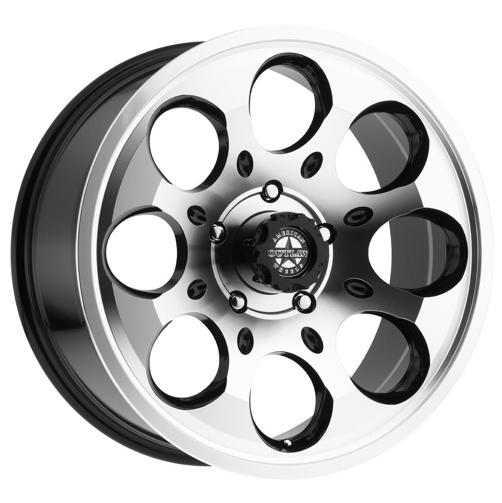 Discount Tire Store >> American Outlaw Ranger Wheels | Modular Truck Machined Wheels | Discount Tire