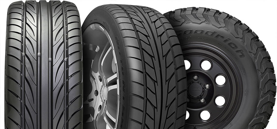 Learn about Tire Basics