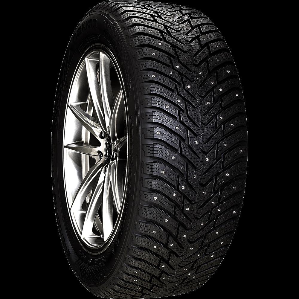 Image of Nokian Tire Hakkapeliitta 8 Studded 225 /55 R17 101T XL BSW