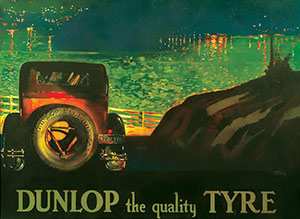 dunlop quality tyre
