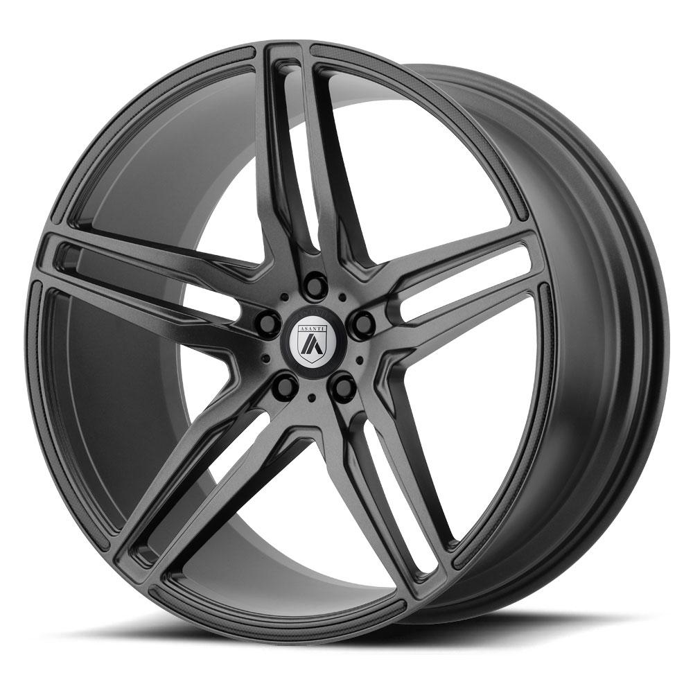 Image of Asanti Wheels ABL-12 19 X8.5 5-120.00 38 DGMTXX
