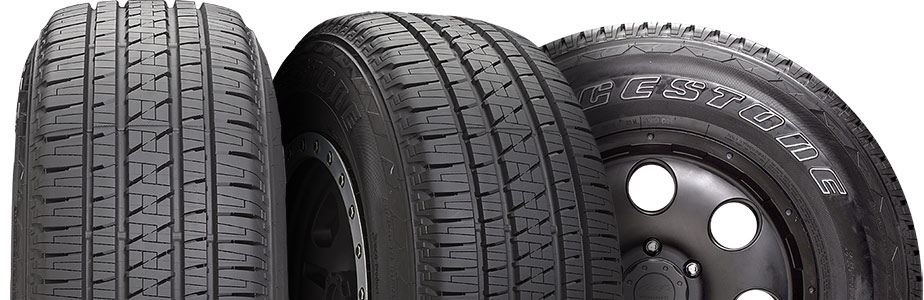 4Runner Limited tires