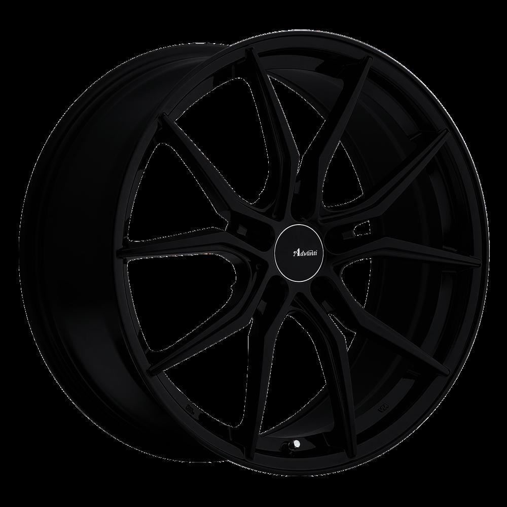 Image of Advanti Racing Hybris 17 X7.5 5-112.00 45 BKGLXX