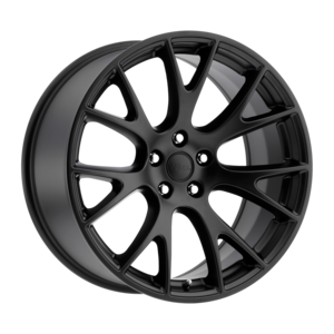 Wheel Replicas Hellcat Wheels Mesh Passenger Painted Wheels