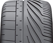 Asymmetrical and Directional Tread