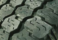 Irregular tire wear