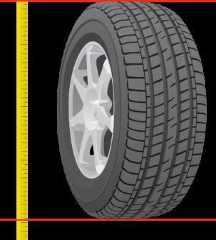Tire Overall Diameter