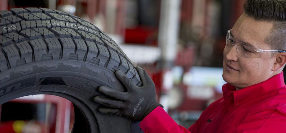 Learn about Replacing Tires