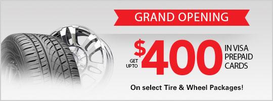 Discount Tire Store Mission Tx 78572 Flat Tire Repair
