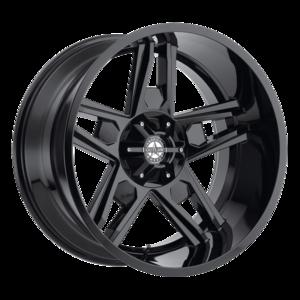 American Outlaw Lonestar Wheels Multi Spoke Painted Truck Rims Wheels Discount Tire Direct
