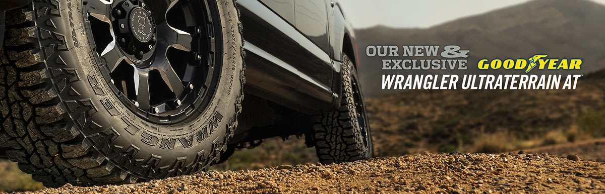 Goodyear Wrangler Ultra Terrain At Exclusive Special Discount Tire