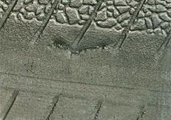 Sidewall impact break