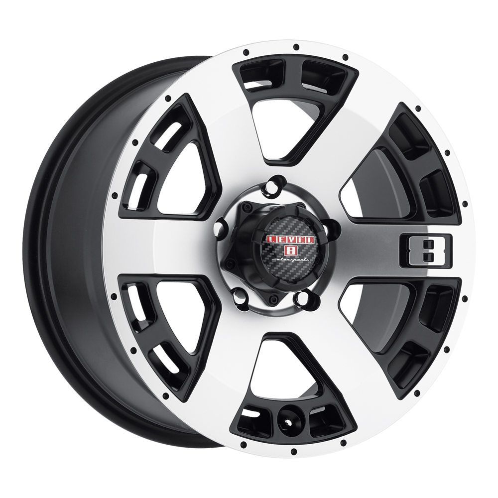 Image of Level 8 Scorpion 16 X8.5 5-127.00 -6 BKMTMS