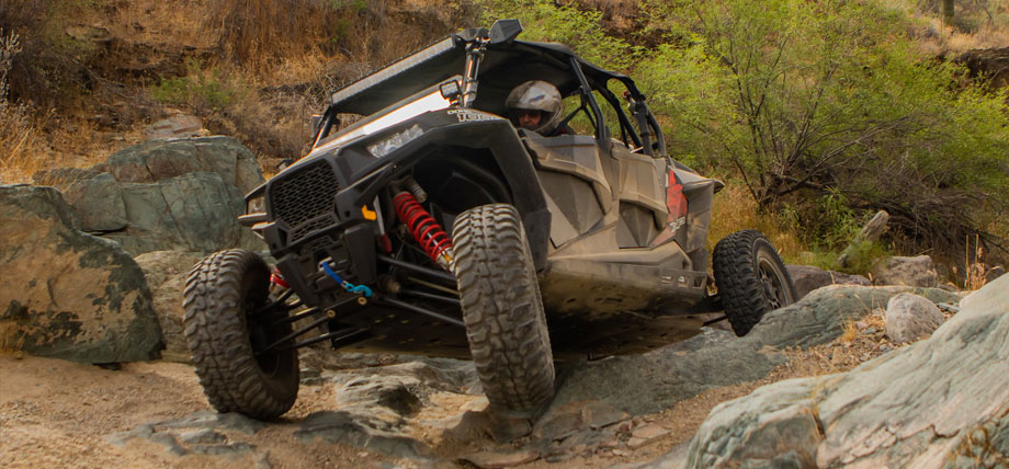 Learn about ATV/UTV Tires