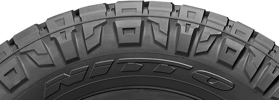 sidewall view of nitto ridge grappler